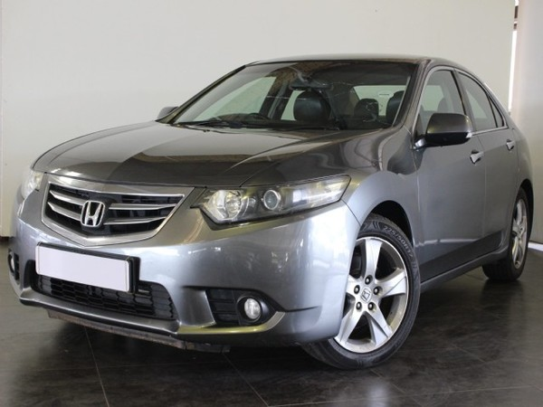 2012 Honda Accord 2.0i At  Gauteng Boksburg_0
