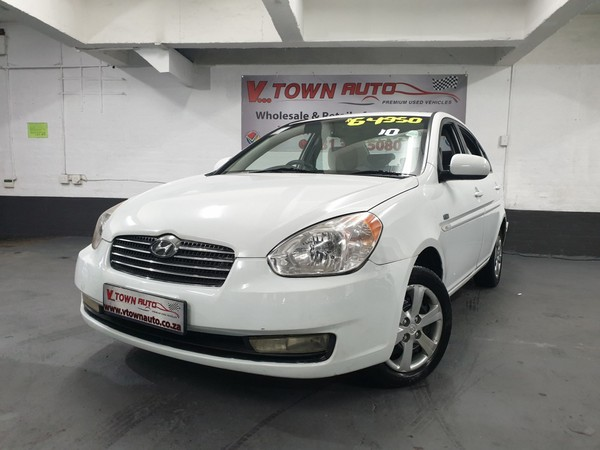 2010 Hyundai Accent 1.6i Gls Good Buy MANAGERS SPECIAL  R59950.00  Kwazulu Natal_0