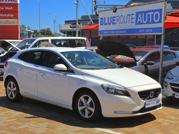 2013 Volvo V40 T3 Excel  Western Cape Cape Town_0