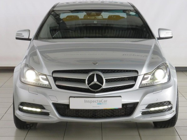 2014 Mercedes-Benz C-Class C250 Be Coupe At  Mpumalanga Ermelo_0