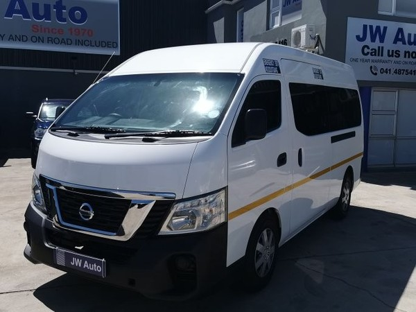 2019 Nissan NV350 2.5 16 Seater Eastern Cape Port Elizabeth_0