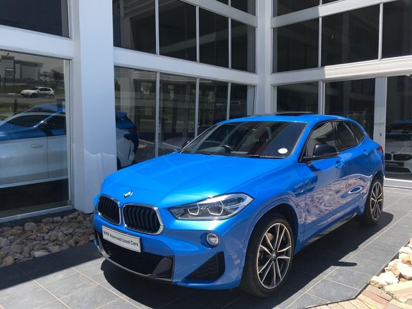 2018 BMW X2 xDRIVE20d M Sport Auto F39 Mpumalanga Secunda_0