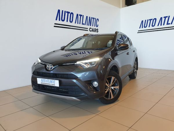 2017 Toyota Rav 4 2.0 GX Western Cape Cape Town_0
