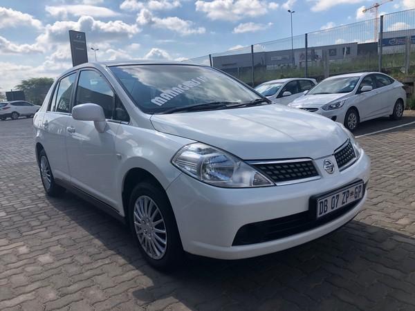 2011 Nissan Tiida 1.6 Visia  AT Sedan Gauteng Pretoria_0