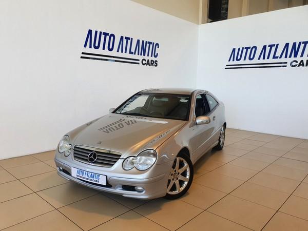 2002 Mercedes-Benz C-Class C 230k Coupe  Western Cape Cape Town_0