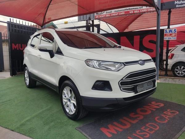 2017 Ford EcoSport 1.5TDCi Trend Gauteng Boksburg_0