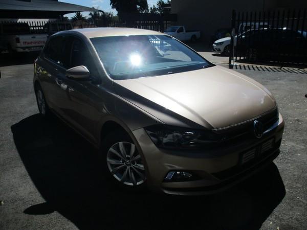 2019 Volkswagen Polo 1.0 TSI Comfortline Gauteng Alberton_0