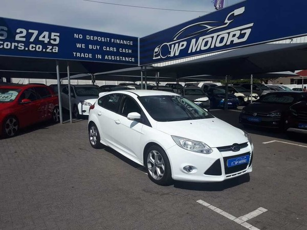 2013 Ford Focus 1.6 Ti Vct Trend 5dr  Western Cape Bellville_0