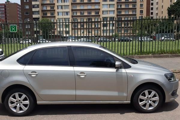 2012 Volkswagen Polo 1.6 Comfortline  Kwazulu Natal_0
