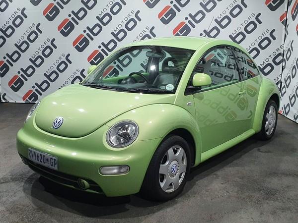 2002 Volkswagen Beetle 2.0 Highline  Gauteng Pretoria_0