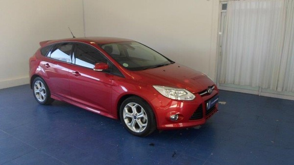 2014 Ford Focus 1.6 Ti Vct Trend 5dr  Western Cape Cape Town_0