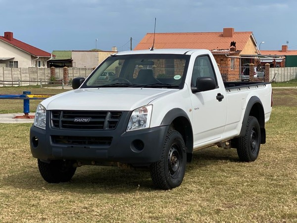 2011 Isuzu KB Series 240 Fleetside 4x4 Single cab Bakkie Eastern Cape Port Elizabeth_0