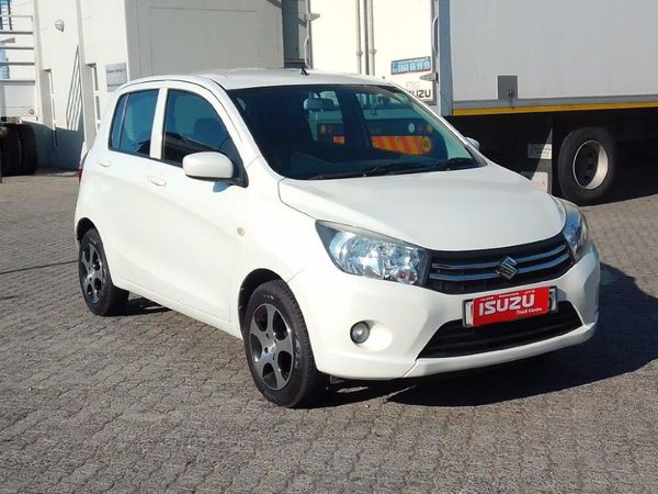 2016 Suzuki Celerio 1.0 GL Western Cape Cape Town_0