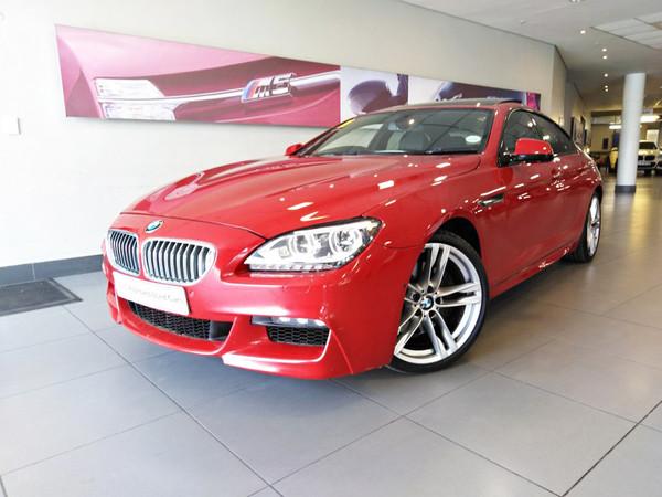 2013 BMW 6 Series 650i Gran Coupe  Gauteng Four Ways_0