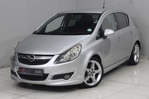 2011 Opel Corsa 1.6 Sport 5dr  Gauteng Nigel_0