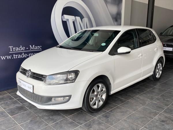 2010 Volkswagen Polo 1.6 Comfortline Tip 5dr  Gauteng Four Ways_0