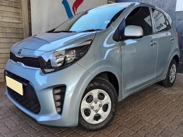 2019 Kia Picanto 1.2 Smart Gauteng Pretoria_0