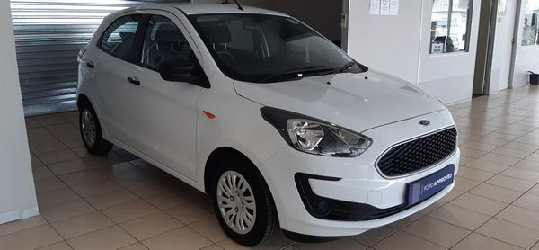 2020 Ford Figo 1.5Ti VCT Ambiente 5-Door Northern Cape Kimberley_0