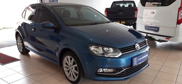 2017 Volkswagen Polo 1.2 TSI Highline 81KW Northern Cape Kimberley_0