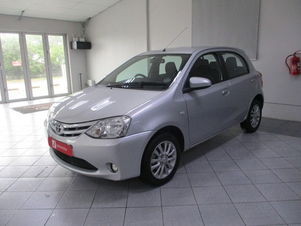2017 Toyota Etios 1.5 Xs 5dr  Eastern Cape Humansdorp_0