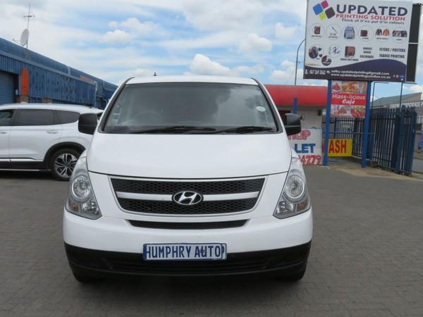2013 Hyundai H1 Gl 2.4 Cvvt Fc Pv  Gauteng Johannesburg_0