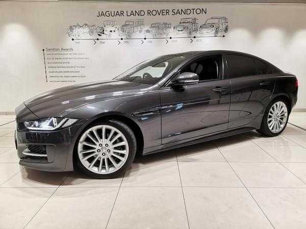 2016 Jaguar XE 2.0D R-Sport Auto Gauteng Rivonia_0