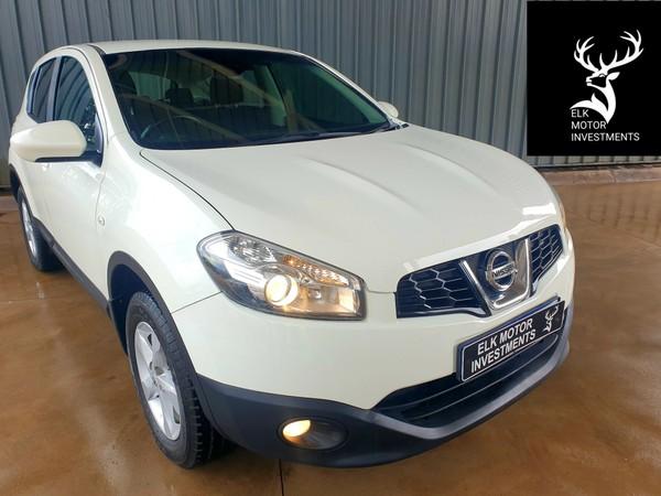 2014 Nissan Qashqai 1.6 Acenta  Mpumalanga Middelburg_0