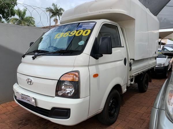 2012 Hyundai H100 Bakkie 2.6i D Fc Ds  Gauteng Pretoria_0