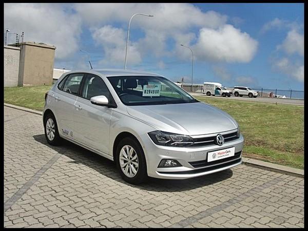 2020 Volkswagen Polo 1.0 TSI Comfortline Western Cape George_0
