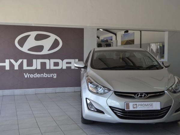 2015 Hyundai Elantra 1.6 Premium Western Cape Vredenburg_0