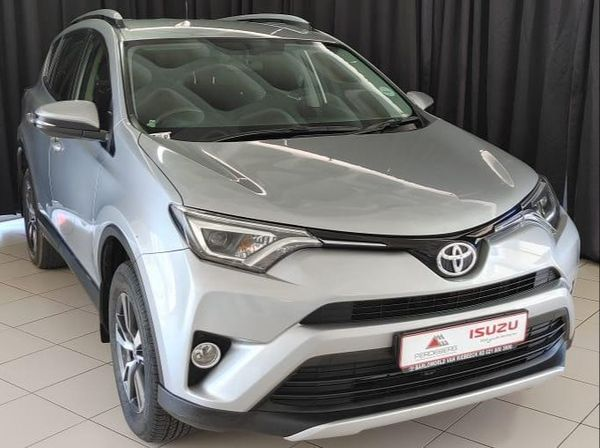 2017 Toyota Rav 4 2.0 GX Auto Western Cape Malmesbury_0