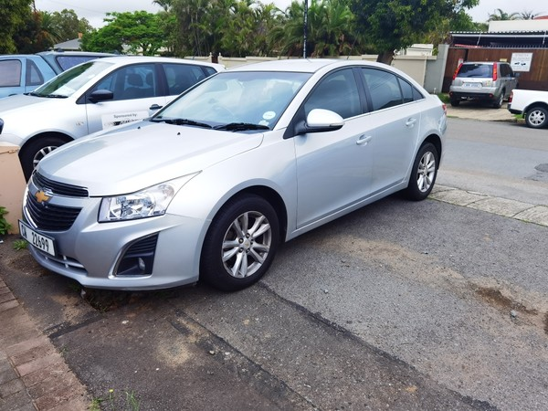2015 Chevrolet Cruze 1.6 Ls  Eastern Cape East London_0