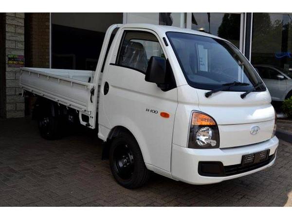 2020 Hyundai H100 Bakkie 2.6d Ac Fc Ds  Free State Bethlehem_0