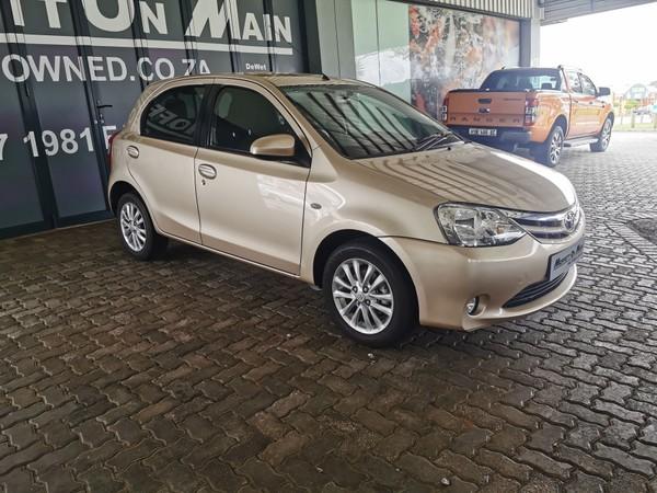 2017 Toyota Etios 1.5 Xs 5dr  Eastern Cape Port Elizabeth_0