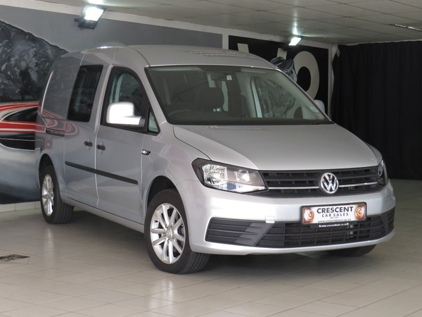2018 Volkswagen Caddy MAXI Crewbus 2.0 TDi Kwazulu Natal Pietermaritzburg_0
