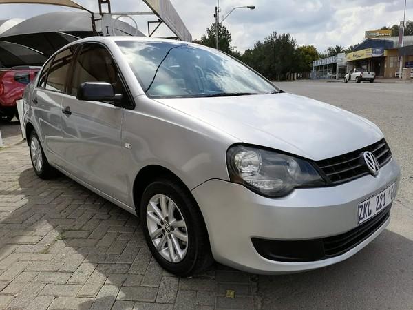 2010 Volkswagen Polo Vivo 1.4 Trendline Gauteng Vereeniging_0