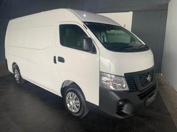 2020 Nissan NV350 2.5i Wide FC Panel van Gauteng Johannesburg_0
