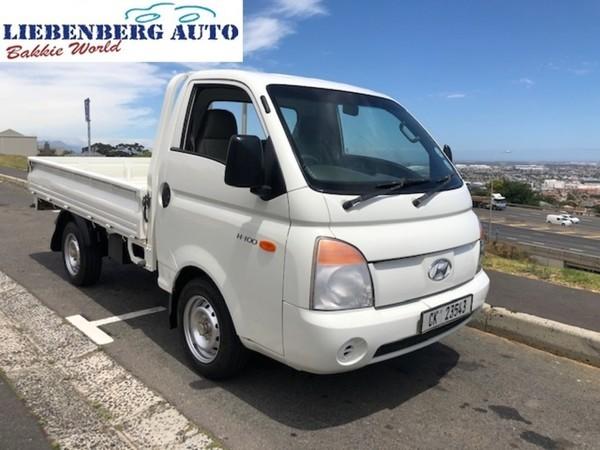 2011 Hyundai H100 Bakkie 2.6d Fc Ds  Western Cape Cape Town_0