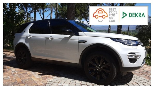 2016 Land Rover Discovery Sport Sport 2.2 SD4 HSE LUX Western Cape Goodwood_0