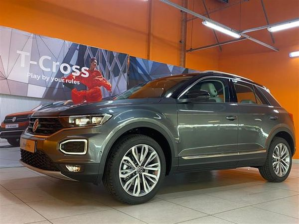 2021 Volkswagen T-ROC 2.0 TSI Design 4MOT DSG Kwazulu Natal Durban_0