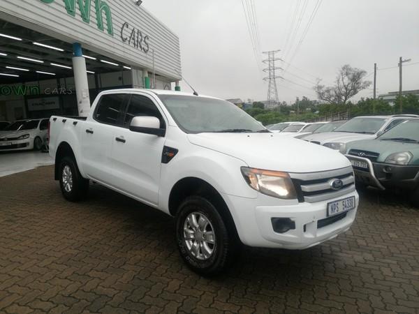 2012 Ford Ranger 2.2TDCi XLS Double Cab Bakkie Kwazulu Natal Pinetown_0