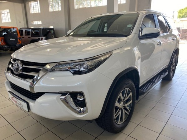 2018 Toyota Fortuner 2.8GD-6 4X4 Auto Western Cape Wynberg_0