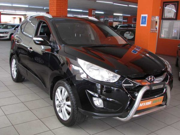 2012 Hyundai iX35 2.4 Gls Awd At  Western Cape Cape Town_0