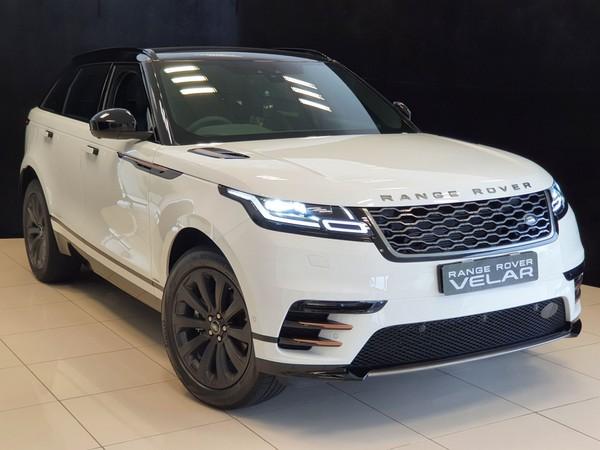 2021 Land Rover Velar D180 R- DYNAMIC SE Western Cape George_0
