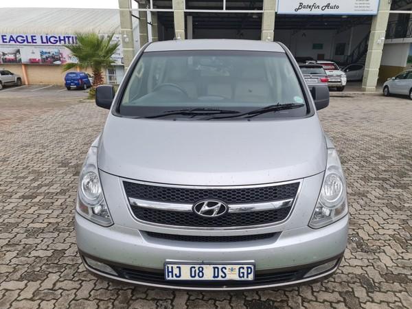 2010 Hyundai H1 2.5 Crdi Wagon At  Western Cape George_0