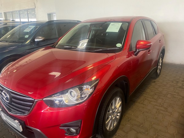 2015 Mazda CX-5 2.0 Active Auto Gauteng Pretoria_0