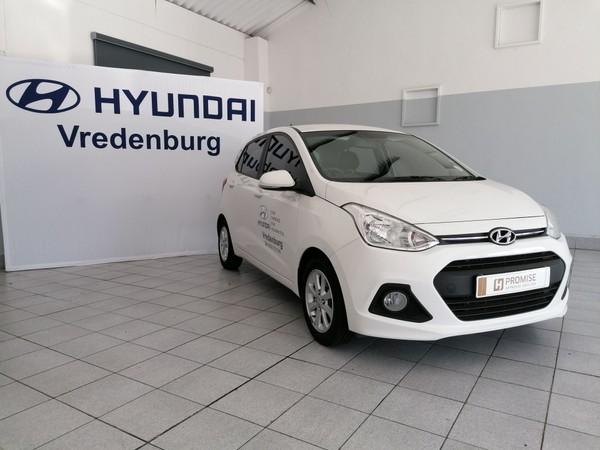 2017 Hyundai Grand i10 1.25 Fluid Western Cape Vredenburg_0