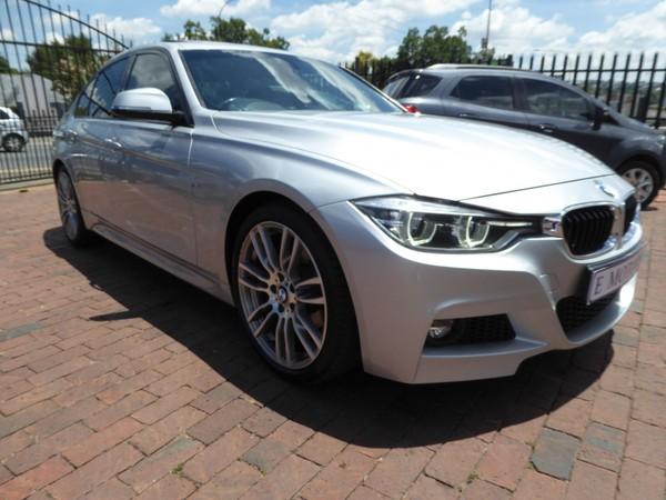 2016 BMW 3 Series 318i M Sport Auto Gauteng Bramley_0
