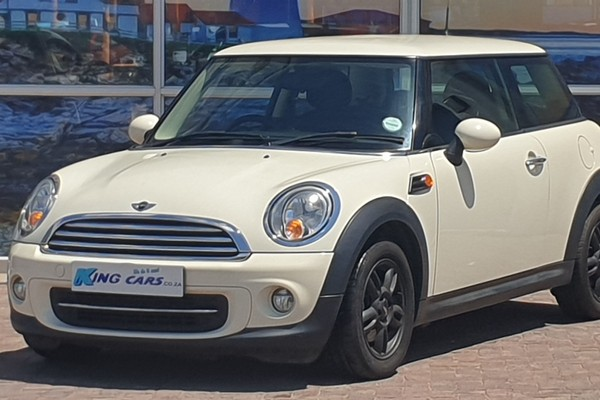 2013 MINI Cooper  Eastern Cape Port Elizabeth_0