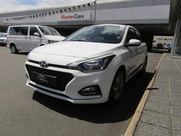 2018 Hyundai i20 1.4 Fluid Kwazulu Natal Pinetown_0
